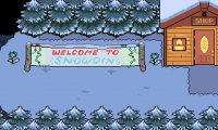 Welcome to Snowdin